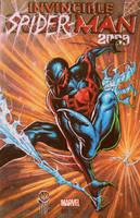 Spiderman 2099 Sketch Cover by DanielDahl