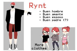 [RYNT] by JustFerfini