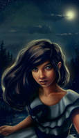 Nightfall by CrystalWallLancaster