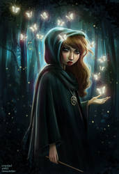 Conjure by CrystalWallLancaster