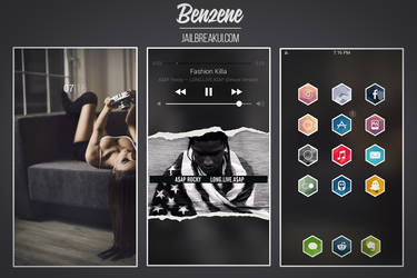 Benzene by CharlieAldred
