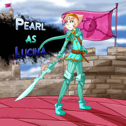 Ultimate Universe! Pearl by Arteses-Canvas