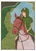 The Royal Forest by Knight-Miriya