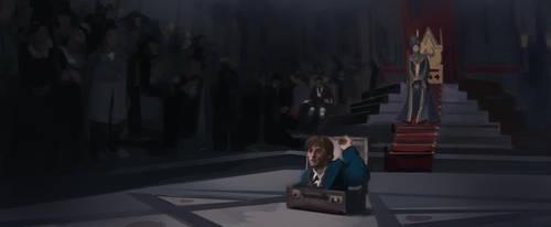 Fantastic Beasts - Studie #1 by Scendre-Lab