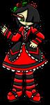 :CE: Rose Outfit Design by xLunarSurgex