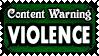 TW 3 VIOLENCE by Dametora