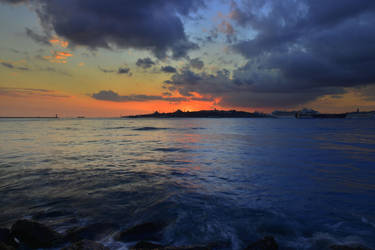 Colors over Istanbul by vabserk
