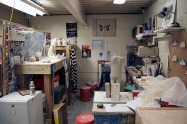 Studio by haileyXheartless