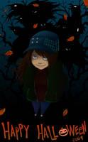 Happy Halloween 09 by VikingMera