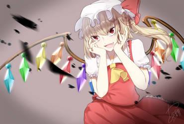 scarlet by Yatosennbei