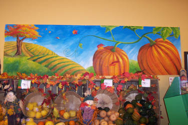 Pumpkins by evenstar785