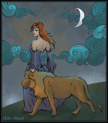The Lioness by evenstar785
