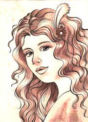 Victorian Portrait by evenstar785