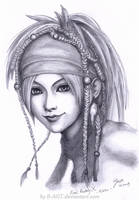 Rikku Final Fantasy X-2 by B-AGT