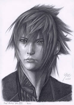 Noctis Lucis Caelum by B-AGT