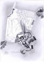 Rapunzel Flynn Great Escape by B-AGT