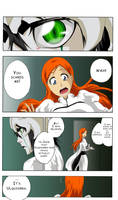 Unmasked comic pag. 9 by yanha