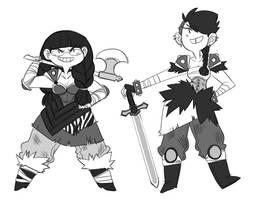 We are Vikings by kmwoot