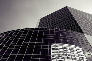 Frankfurt city blues VI by LutherBash