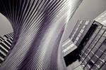 Frankfurt city blues VIII by LutherBash