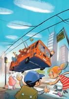 children book cover by Jovan-Ukropina