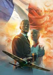 1940 Et si la France avait continue la guerre by Jovan-Ukropina