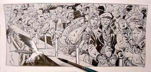 1940 Et Si La France 3 Working Detail 2 by Jovan-Ukropina