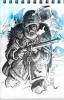 Trapper by Jovan-Ukropina