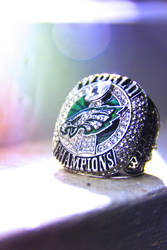 Eagles 1st SuperBowl Ring by Taepung74