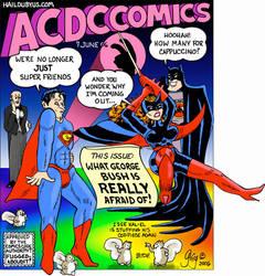 AC-DC Comics by GregoriusU