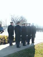 Arlington Military Funeral II by GregoriusU
