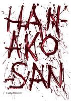 Possible Hanako-San Title Page by GregoriusU