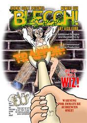 Final Version: BLECCH PART DUH--COVER by GregoriusU