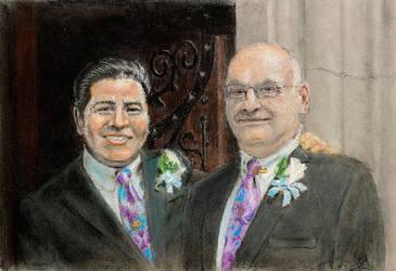 Wedding-commission by GregoriusU