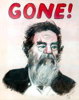 Saddam Captured by GregoriusU