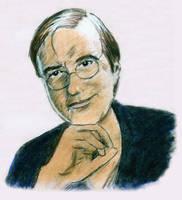 Quick Self Portrait Sketch by GregoriusU
