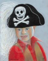Georgie the Pirate by GregoriusU