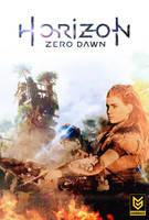 Horizon: Zero Dawn - Fan Poster by KokeNunezWorks