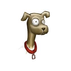 DOG by robertoquerido