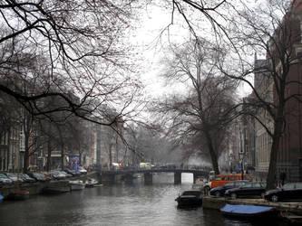 Amsterdam by saffulizardi
