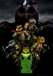 90's TMNT by CarlosDattoliArt
