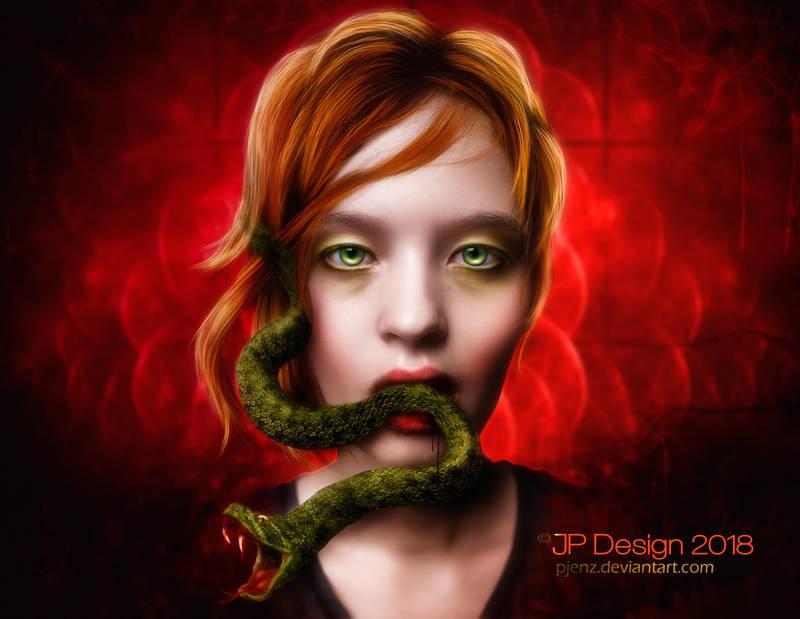 Eve ........ by pjenz
