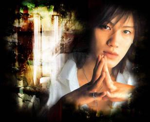Akanishi Jin by DestroyedGlory
