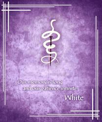 Sigil of White - Updated by BlueNephelim