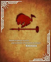 Sigil of Khordek by BlueNephelim