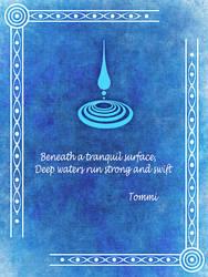 Sigil of Tommi by BlueNephelim