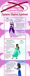 Disney Princess Nightmares by BlueNephelim