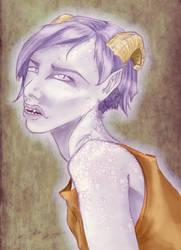 Grunge White by BlueNephelim