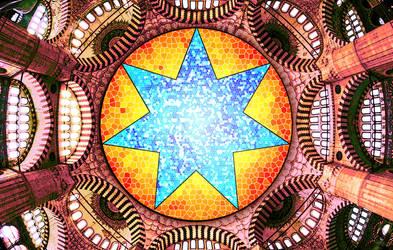 The Glass Dome of Axtara by BlueNephelim