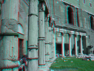 Ruins of Rome...in 3D by Futurender